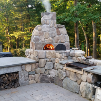Outdoor Kitchens, Pizza Ovens, Fireplaces U0026 Pergolas